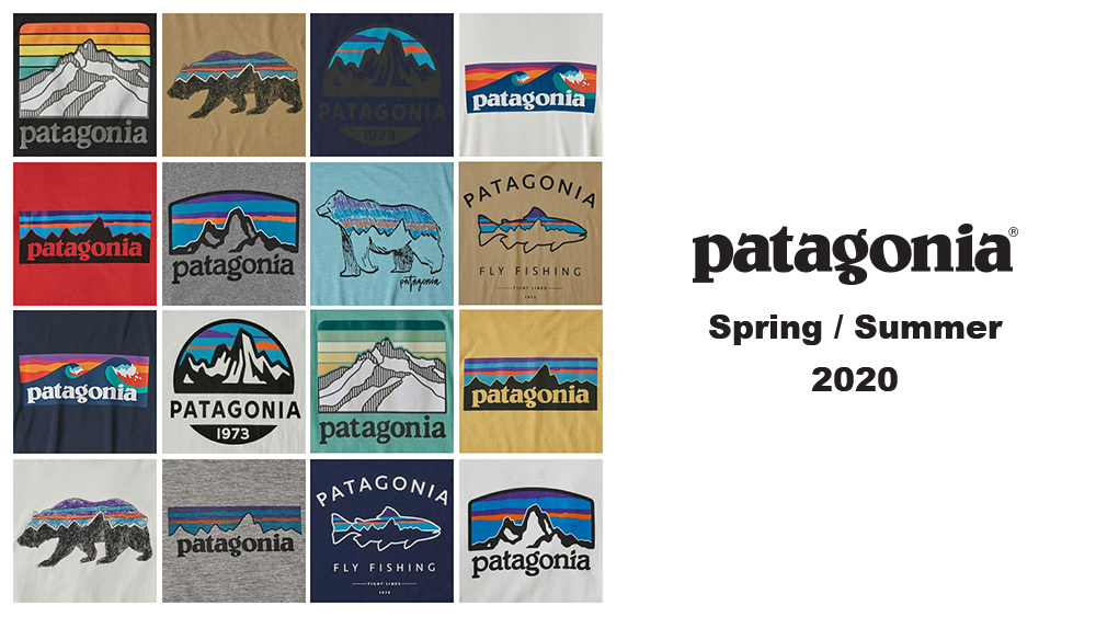 パタゴニア春夏